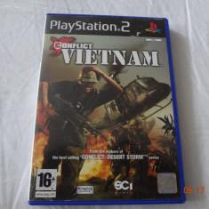 [PS2] Conflict Vietnam - joc original Playstation 2 - Jocuri PS2 Altele
