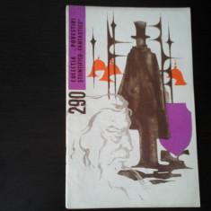 Colectia Povestiri Stiintifico-Fantastice, de la Nr 290 la Nr. 296 inclusiv,1966