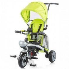 Tricicleta Maverick Lime - Tricicleta copii Chipolino