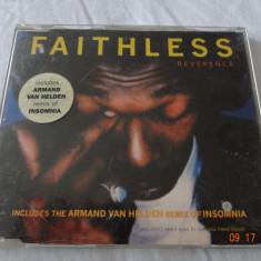 Faithless - Reverence - cd maxisingle - Muzica House Altele