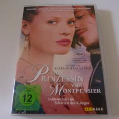 Die prinzessin von Montpensier - dvd - Film romantice Altele, Engleza