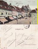 Brasov, Kronstadt   -TCV,    rara, Circulata, Printata