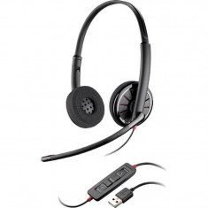 Casti Plantronics Blackwire C320, Casti On Ear