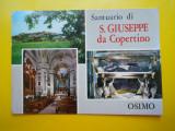 HOPCT 33316 OSIMO ANCONA /SANCTUAR SF GIUSEPPE -ITALIA-STAMPILOGRAFIE-CIRCULATA, Printata