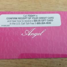 CARD ACCES - PIESA DE COLECTIE