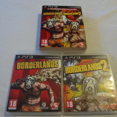 [PS3] The Borderlands Collection - joc original Playstation 3 - Jocuri PS3 Ubisoft