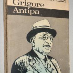 Pe urmele lui Grigore Antipa - Stefan Negrea - Roman