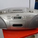 JVC RADIO CD CASETOFON MODEL RC-EZ35S - CD player