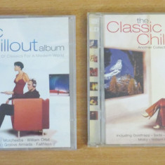 The Classic Chillout Album Volume 1 and 2 (4CD), CD, sony music