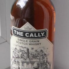 Whisky The Cally 40 ani - Foarte Rar