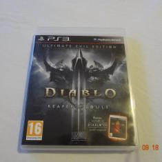 [PS3] Diablo 3 + Diablo Reaper of souls - joc original Playstation 3 - Jocuri PS3 Blizzard