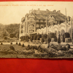Ilustrata Ocna Sibiului 1914 Ed.Budovsky