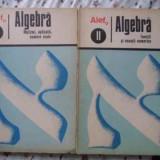 Alef Algebra Vol.1-2 Multimi, Aplicatii, Numere Reale, Functi - C. Gautier, G. Girard, A. Lentin, 402564 - Carte Matematica