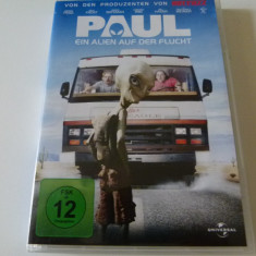 Paul - dvd - Film comedie Altele, Engleza