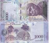 Venezuela 1 000 Bolivares 2016 UNC