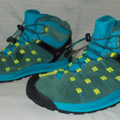 Ghete SALEWA GORE-TEX 3F - nr 39 - Incaltaminte outdoor