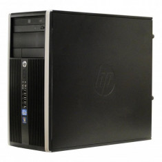 Calculator HP Compaq 6300 Tower, Intel Core i3 Gen 3 3220 3.3 GHz, 4 GB DDR3, 500 GB HDD SATA, DVDRW