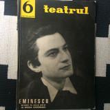 Teatrul revista iunie nr. 6 anul IX 1964 cultura arta ilustrata teatru anii 60