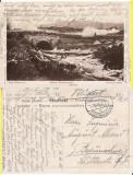 Sibiu -militara, rara-WWI, WK1, Circulata, Printata
