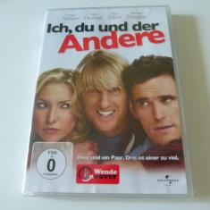 Ich du und der andere - dvd - Film comedie Altele, Engleza
