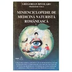Gregorian bivolaru minienciclopedie de medicina naturista romana