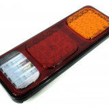 Lampa STOP Remorca TIR Camion 410 x 150 x 75mm SMD 24v PREMIUM AL-250817-5, Universal