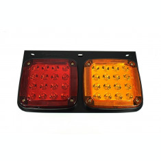 Lampa STOP Remorca TIR Camion 340x195x70x26 SMD12v- 24v PREMIUM AL-250817-3