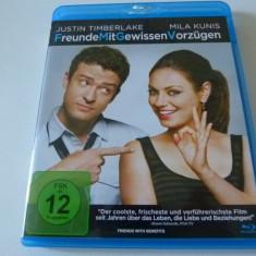 Freunde mit gewisse Vorzugen - blu - ray - Film comedie Altele, Engleza