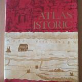 ATLAS ISTORIC- FORMAT MARE/CARTONATA/SUPRACOPERTA-PLANSE COLOR
