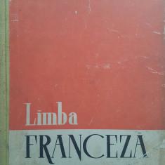 LIMBA FRANCEZA MANUAL PENTRU CLASA A VIII-A - Marcel Saras - Curs Limba Franceza