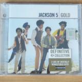 Jackson 5 - Gold (2CD) Michael Jackson - Muzica Pop universal records