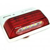 Lampa NUMAR SMD LED alb+rosu Voltaj: 12V Rezistenta la apa PREMIUM AL-250817-25, Universal