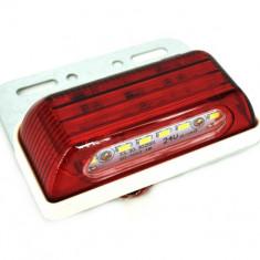 Lampa NUMAR SMD LED alb+rosu Voltaj: 12V Rezistenta la apa PREMIUM AL-250817-25