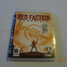 [PS3] Red Faction Guerilla - joc original Playstation 3 - Jocuri PS3 Thq