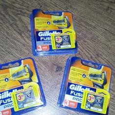 Rezerve Gillette Fusion Proshield (set a 3 rezerve)