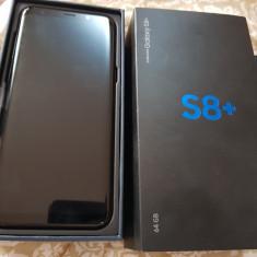 2buc S8+ la cutie si S7 gold folosit - Telefon Samsung, Negru, Neblocat, Single SIM