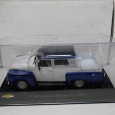 Macheta Chevrolet Alvorada - 1962 scara 1:43 - Macheta auto