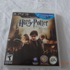 [PS3] Harry Potter and the deadly hallows part 2 - joc original Playstation 3 - Jocuri PS3 Ea Games