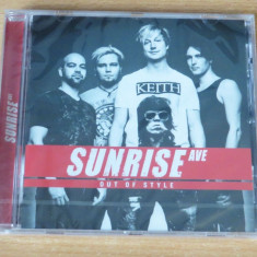 Sunrise Avenue - Out Of Style CD