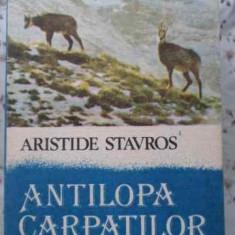Antilopa Carpatilor - Aristide Stavros, 402473 - Carti Agronomie
