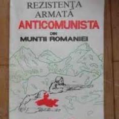 Cicerone ionitoiu rezistenta armata anticomunista - Istorie