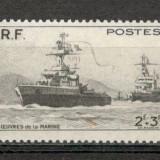 Franta.1946 Ajutor pentru orfanii din Marina XF.178, Nestampilat