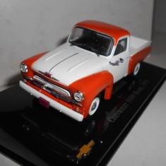 Macheta Chevrolet 3100 Brasil - 1959 scara 1:43 - Macheta auto