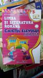 LIMBA SI LITERATURA ROMANA CLASA  A II A CAIETUL ELEVULUI SEMESTRUL 1 SI 2