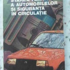 Starea Tehnica A Automobilelor Si Siguranta In Circulatie - Mihai Stratulat, 402432