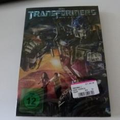 TRansformer - dvd - nou, Engleza