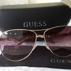 Ochelari Aviator Guess - Ochelari de soare Guess