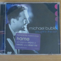 Michael Buble - Caught In The Act (CD+DVD), warner