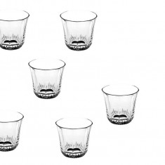 Set de pahare pentru whisky Old Fashion - Cristal Bohemia,Cod Produs:640