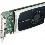 Placa video second hand nVidia Quadro 2000, 1 GB DDR5, 128 bit, PCI-e